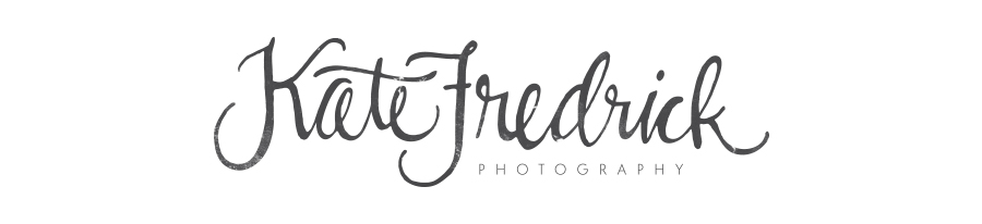 Kate Fredrick Photography logo